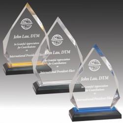 Beveled Diamond Award