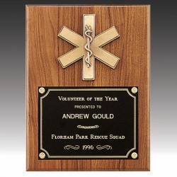 EMT Plaque Award