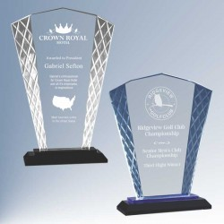Diamond Blade Glass Award