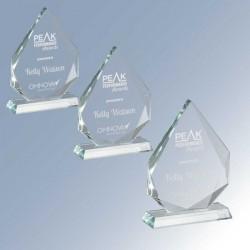 Radiant Diamond Glass Award