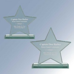 Star Design Jade Glass Award