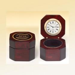 Octogon Traditions Award Clock