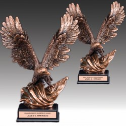 Bronze Majestic Eagle Award