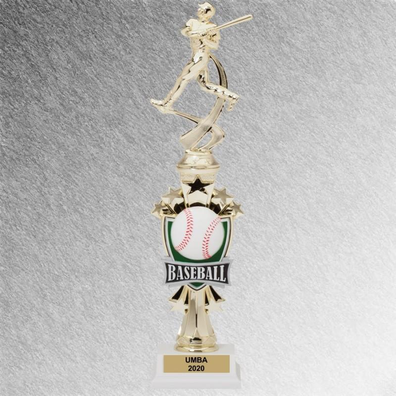 Boys Baseball Trophy