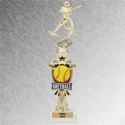 All Star Softball Trophy