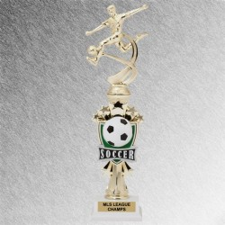 All Star Boys Soccer Trophy