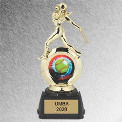 Halo Girls Softball Trophy