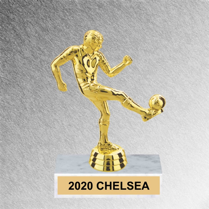Boys Soccer Trophy