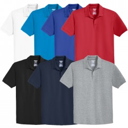 Collared Short Sleeve Golf Shirts