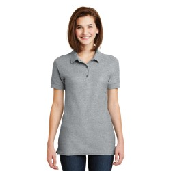 Collared Short Sleeve Golf Shirts for Ladies