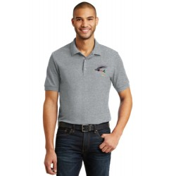 Collared Short Sleeve Golf Shirts for Men