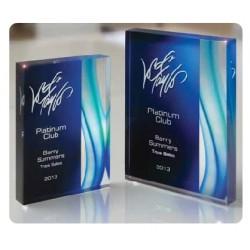 Aqua Tombstone Award