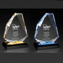 Beveled Diamond Award