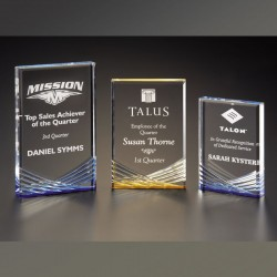 Inspire Acrylic Standing Award